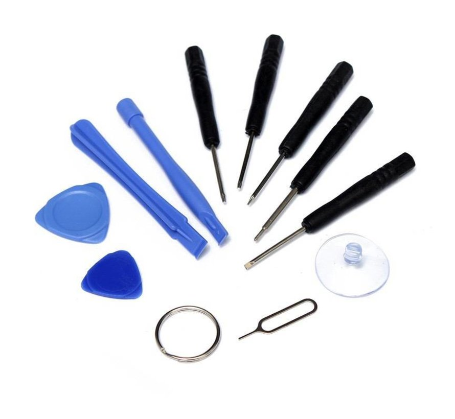11 in 1 Reparatie kit voor iPhone