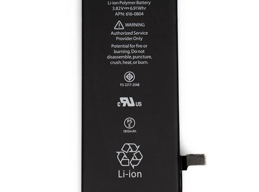 Ikfixem iPhone 6 batterij