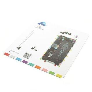 Ikfixem iPhone 4s magnetische schroefmat