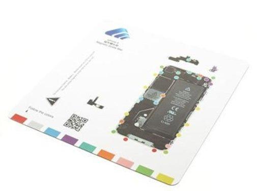 iPhone 4 magnetische schroefmat
