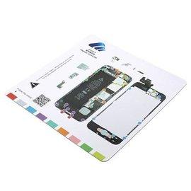 Ikfixem iPhone 5 magnetische schroefmat