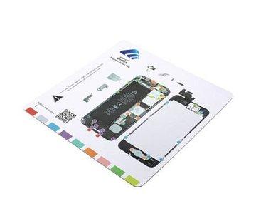 iPhone 5 magnetische schroefmat
