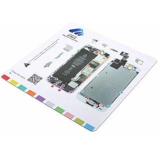 Ikfixem iPhone 5c magnetische schroefmat