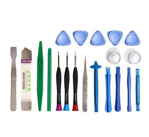 20 in 1 reparatie kit