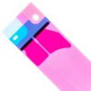 Ikfixem iPhone 8 batterij sticker