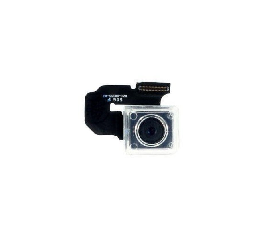 iPhone 6s Plus achter camera