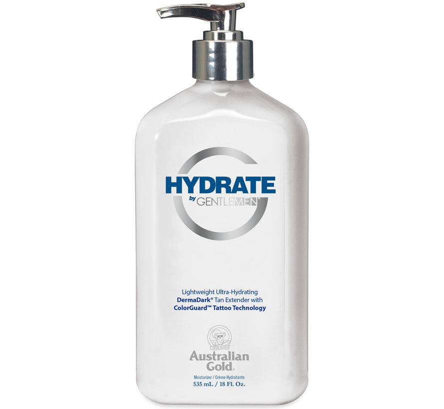 G. Gentlemen Hydrate - Balsam do ciała i po opalaniu dla mężczyzn utrwalający opaleniznę