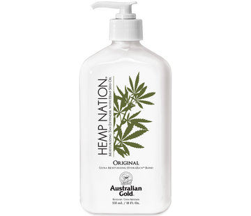 Hemp Nation Original Body Lotion