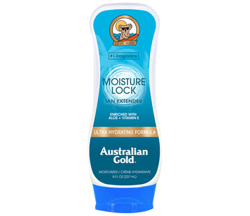 Australian Gold Moisture Lock - Nawilżający balsam po opalaniu przedłużający opaleniznę 237 ml