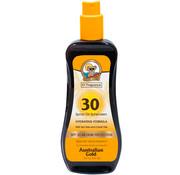 Australian Gold Spray Oil - Olejek w sprayu przyspieszający opalanie z filtrem SPF 30, 237 ml
