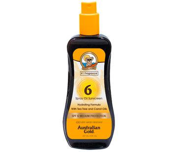 Australian Gold SPF 6 Olejek w Sprayu
