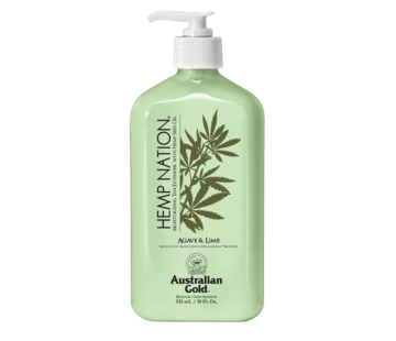 Hemp Nation Agave And Lime