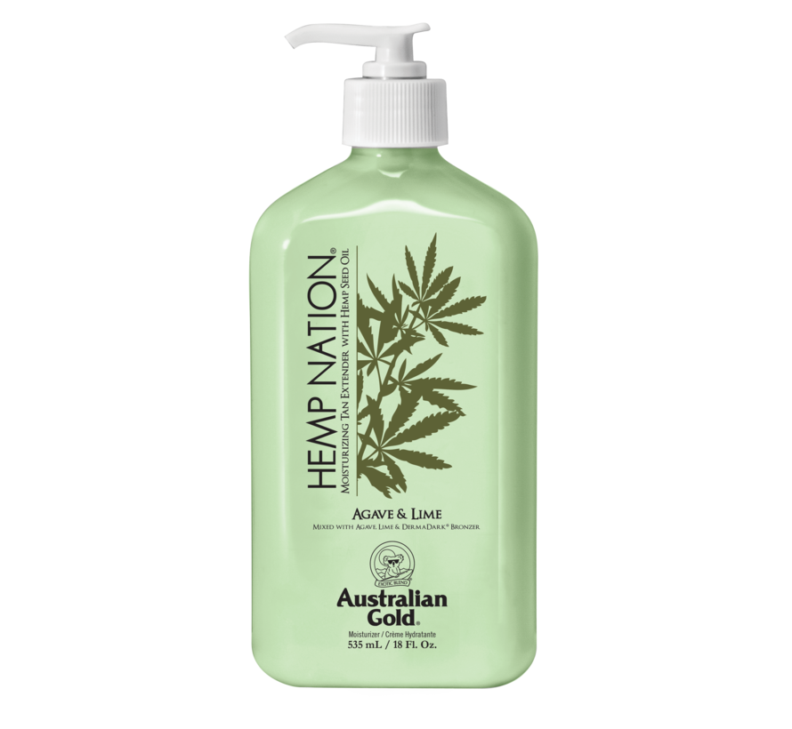 Hemp Nation Agave And Lime Body Lotion