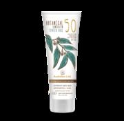 SPF 50 Botanical Tinted Face - CIEMNY odcień
