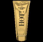 Australian Gold Hot! - Intensywnie nawilżający i pielęgnujący przyspieszacz opalania  bez bronzerów 250 ml
