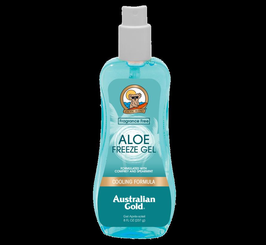 Aloe Freeze Spray Gel  - Chłodzący żel po opalaniu w sprayu