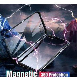 Original By Trendy Gadget Luxueuse Magnetische hoesje voor 360 graden bescherming van je smartphone | Simpele montage | Absorptie mechanisme | Transparant | Geschikt voor draadloos laden