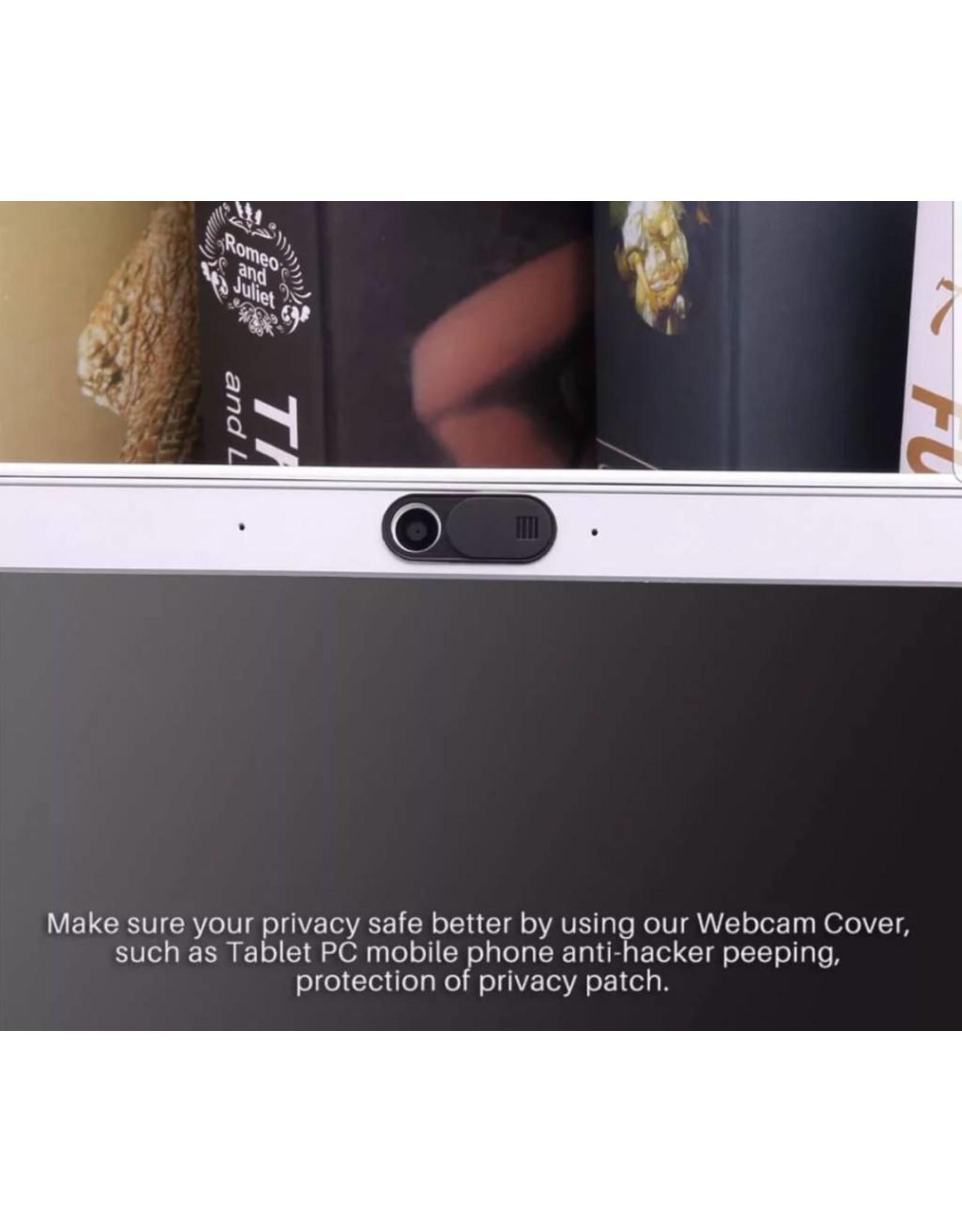 1 stuk Privacy bescherming webcam cover. Privacy bescherming webcamcover, Slid-cover