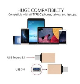USB Type-C to USB 3.0 Adapter