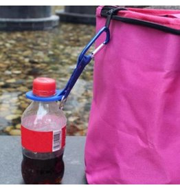 Flessenhouder met sleutelhanger