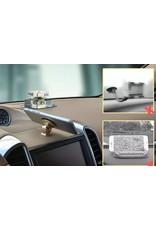 Smartphone Autohouder, Magnetische Dashboardhouder, 360 graden draaihoek