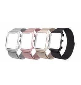 Apple smartwatch magnetisch bandje, Milanese Stijl