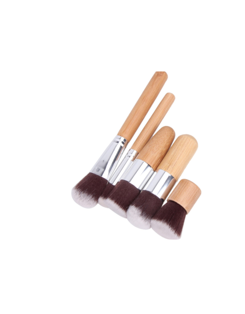 Professionele 11-Delige Make Up Kwasten Set