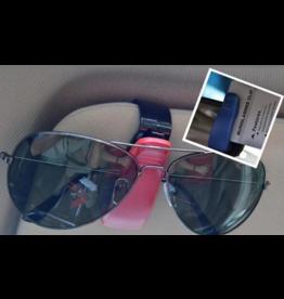 Zonnebrillen houder, clipje voor auto