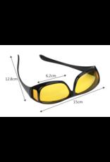 Nachtbril, Beschermende brillen tegen verblindend licht van tegenliggers