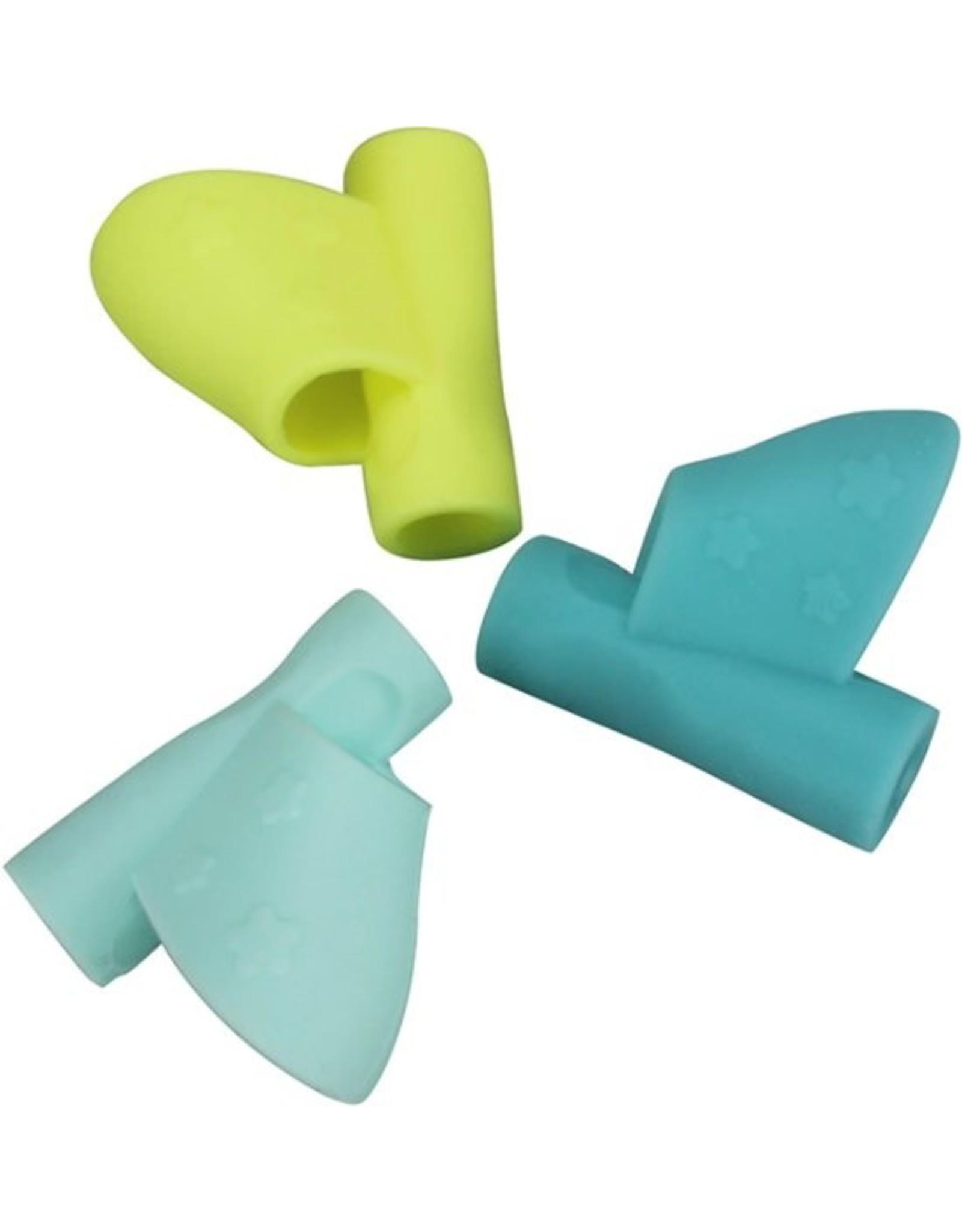 Potloodgrip, Gripsteun, Potlood- en penhouder voor kinderen, vinger cup