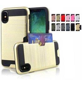 iPhone 7 / 8 hardcase, schokbestendig hoesje