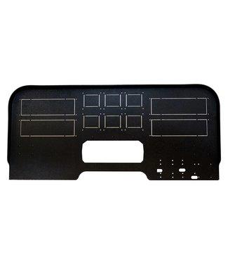 Flight Velocity Mid Profile Cockpit Panel
