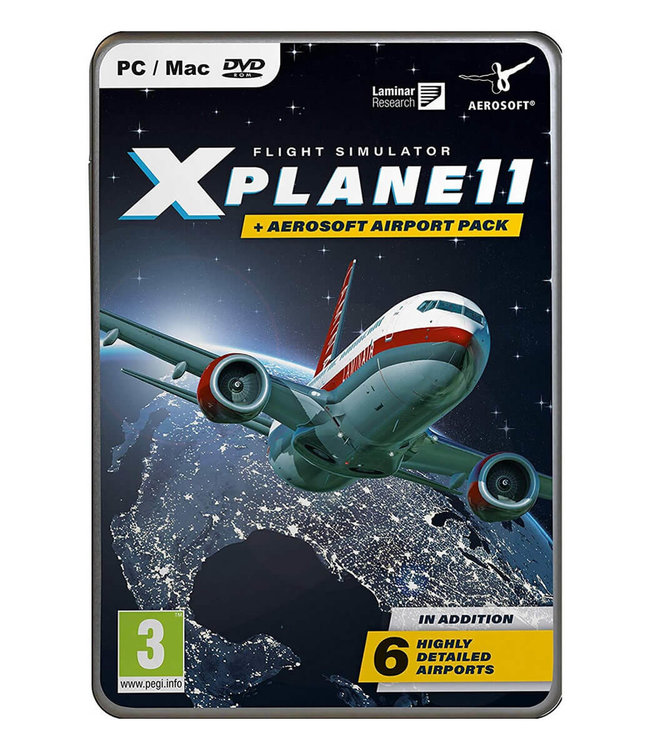 Laminair Research X-Plane 11
