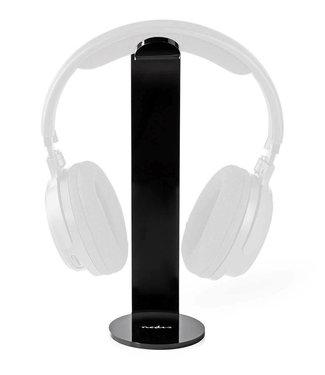 Nedis Koptelefoonstandaard - zwart