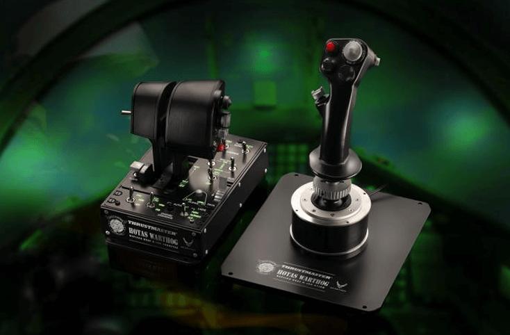 Five best Flight Simulator Joysticks