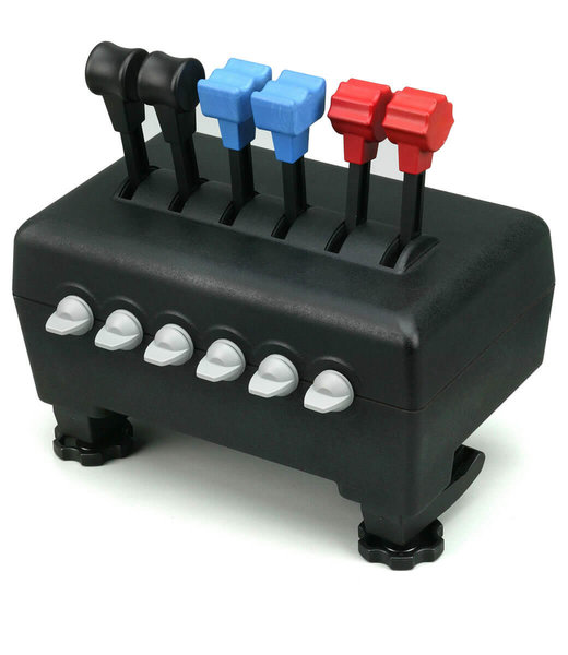 CH Products Throttle Quadrant