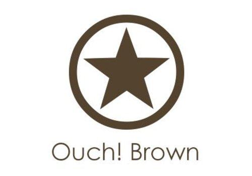 Ouch! Brown