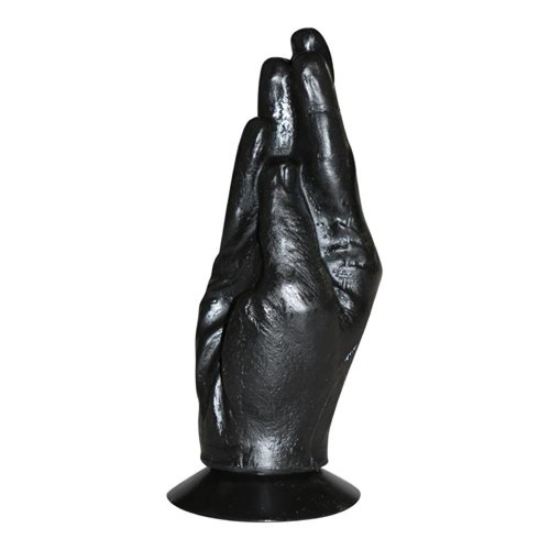 All Black Hand Schwarz