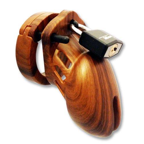 CB-X Peniskäfig aus Holz