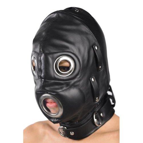 Strict Leather Total Lockdown Kappe aus Leder