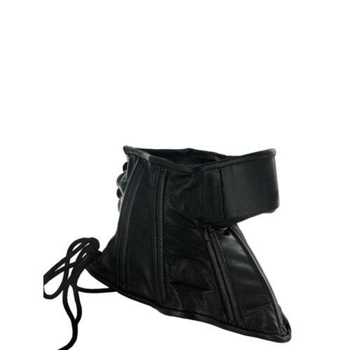 Strict Leather Bondage Nackenkorsett aus Leder