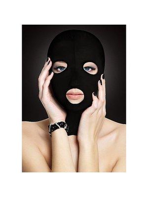 Ouch Subversion Maske in Schwarz