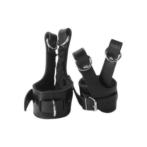 Strict Leather Strict Leather Hängefesseln mit Fleecefutter