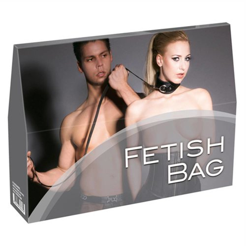 Zado Fetish Bag - 7-teiligen Fetish-Wundertüte