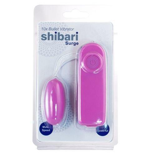 Shibari Shibari Surge Vibro-Ei- pink