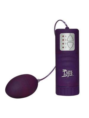 You2Toys Velvet Purple Pill wasserdicht