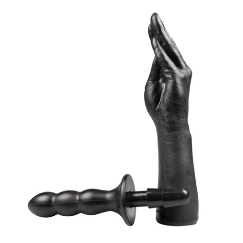 Titanmen TitanMen - Die Hand mit einem Vac-U-Lock-kompatiblen Handgriff.