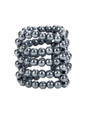 CalExotics Penisring mit Perlenkette