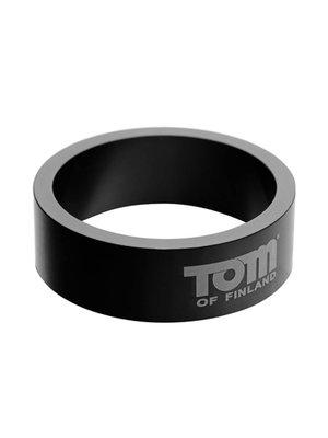 Tom of Finland Cockring aus Aluminium - 45 mm
