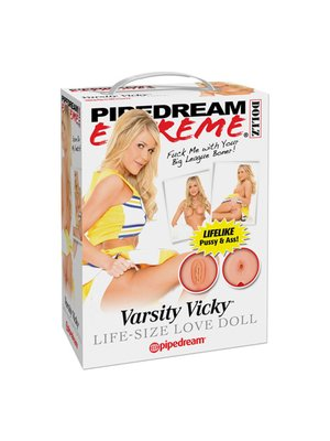 Pipedream Extreme Aufblaspuppe Vicky